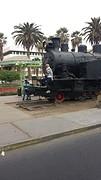 20160804_142805  Locomotief en Dorine