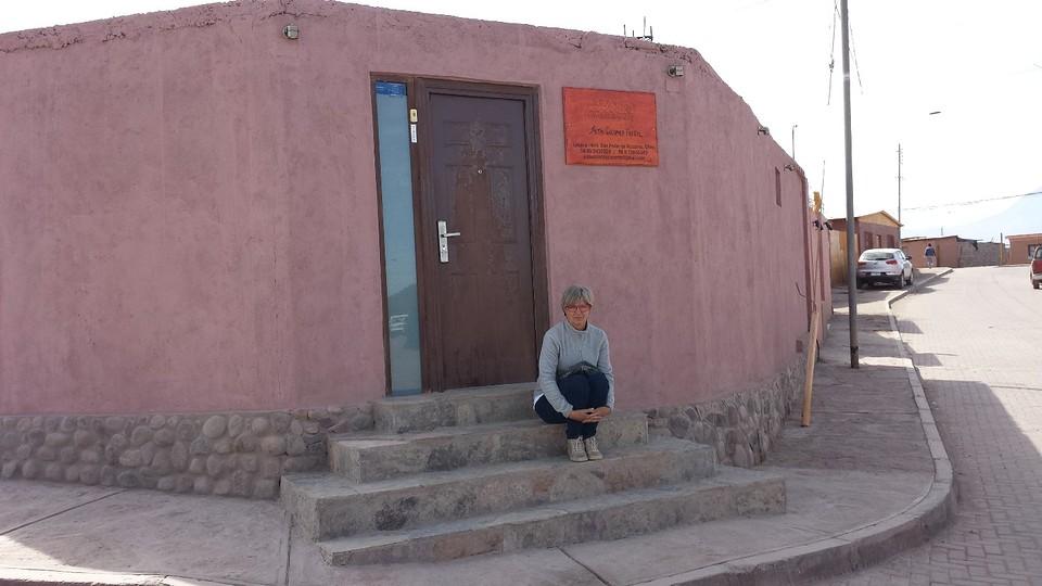 20160806_112215  Ons hotelletje in San Pedro de Atacama