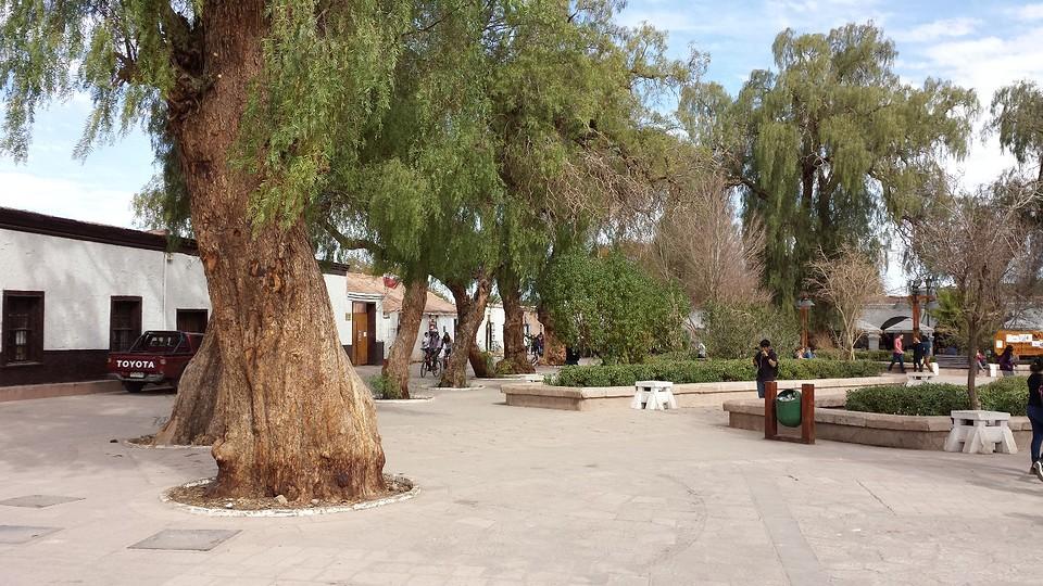 20160806_135454  Centrale plein van San Pedro de Atacama
