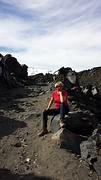 20160910_153558  Dorine in de lava