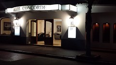 20161130_203342  Hotel Concorde by night