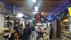 20161217_101904  Blue Christmas op de markt