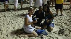 19. Met José en Suzanna op het strand