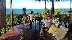 37.Uitzicht over het eiland