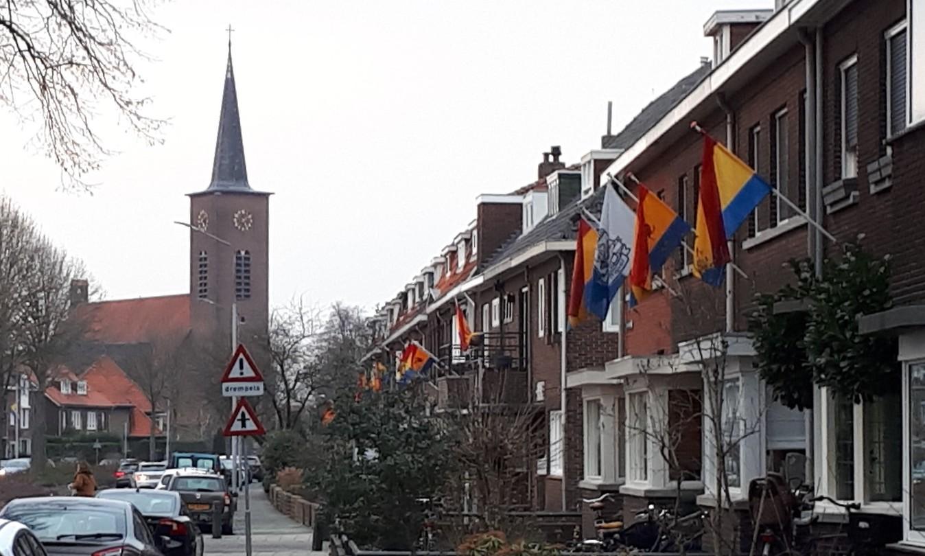 A021. Vlaggen