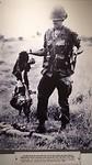 112.GI met zijn trofee: het hoofd van een Vietcong strijder