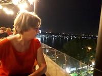 187.Dorine op rooftop