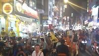 197.Saigon uitgaansdrukte.2