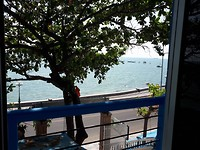 212. Uitzicht hotelkamer