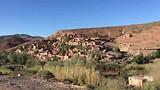 Berberdorp ten zuiden van Marrakesh