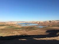 Stuwmeer bij Meknes