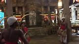 Ochtendceremonie in Tempel van de tand.