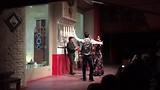 Finale voorstelling in Casa de Memoria