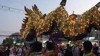 Drakenoptocht, Chinees Nieuwjaar!