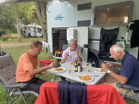 Dag 7. Camping St Pierre