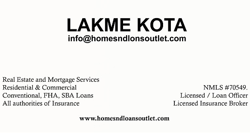 REAL ESTATE & MORTGAGE BROKER