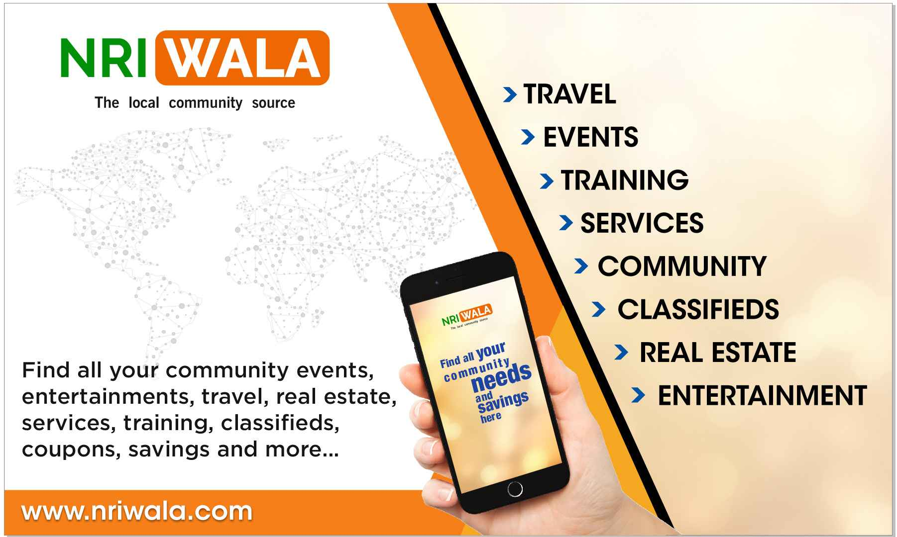 Nriwala the local community source advertisement list page where google doesnt cut it fandeluxe Gallery
