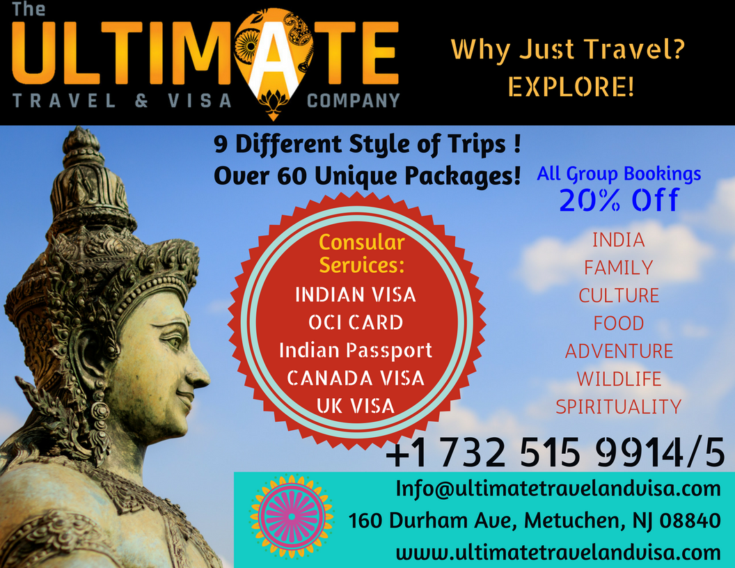 THE ULTIMATE TRAVEL & VISA COMPANY