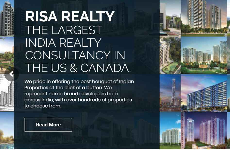 Risa Realty  INDIA Property