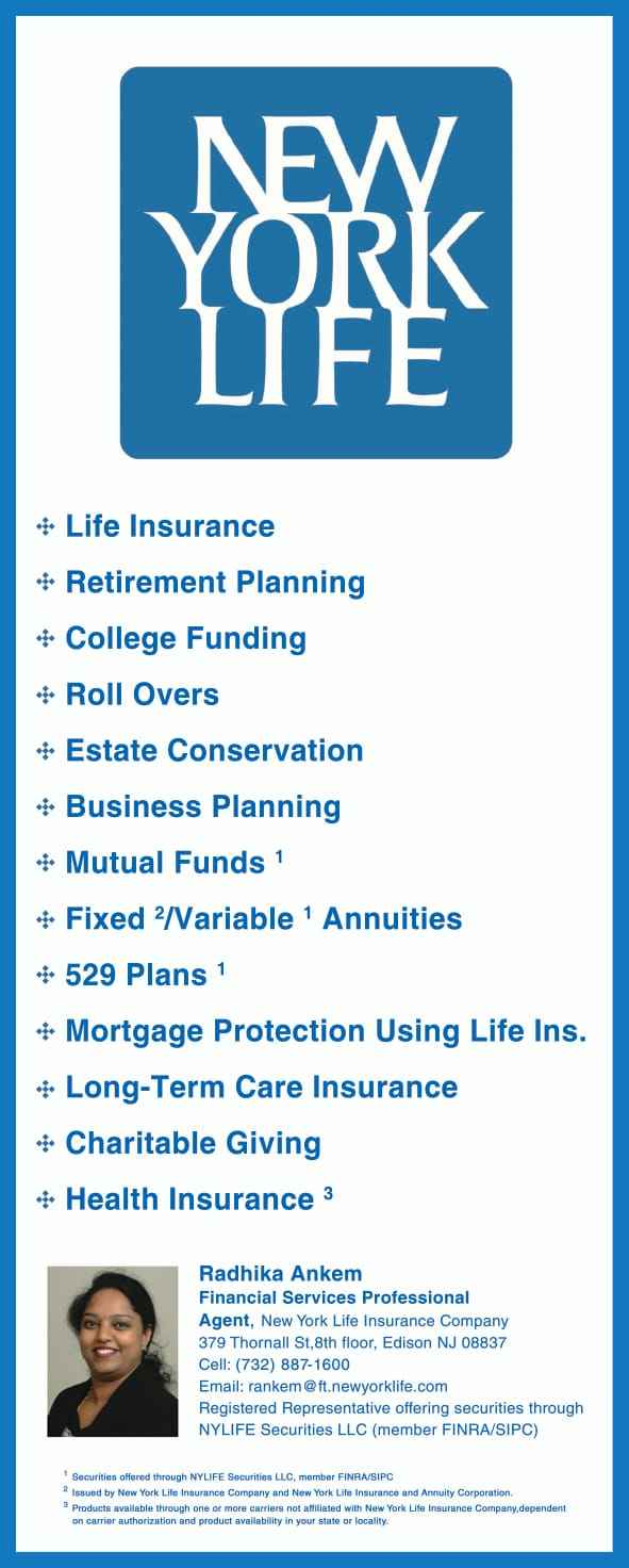 Radhika Ankem - New York Life Insurance