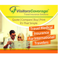 Insurance for Visitors to USA - Visitorscoverage.com