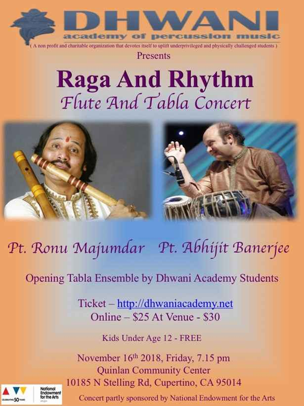 DHWANI academy of percussion music   presents