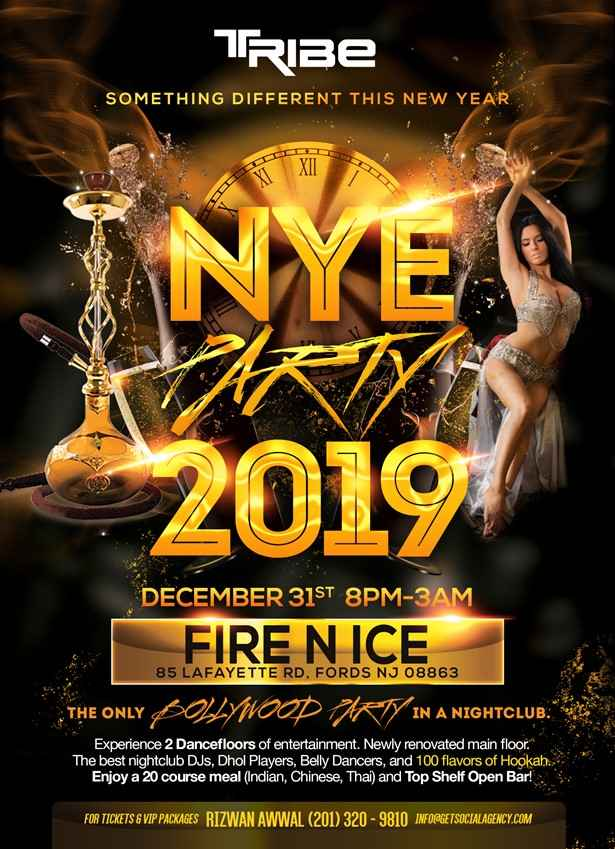 NYE Party 2019