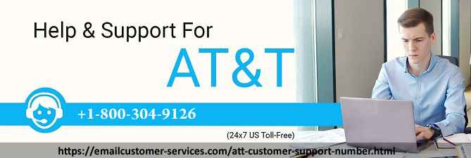 AT&T Customer Service Number +1-800-304-9126