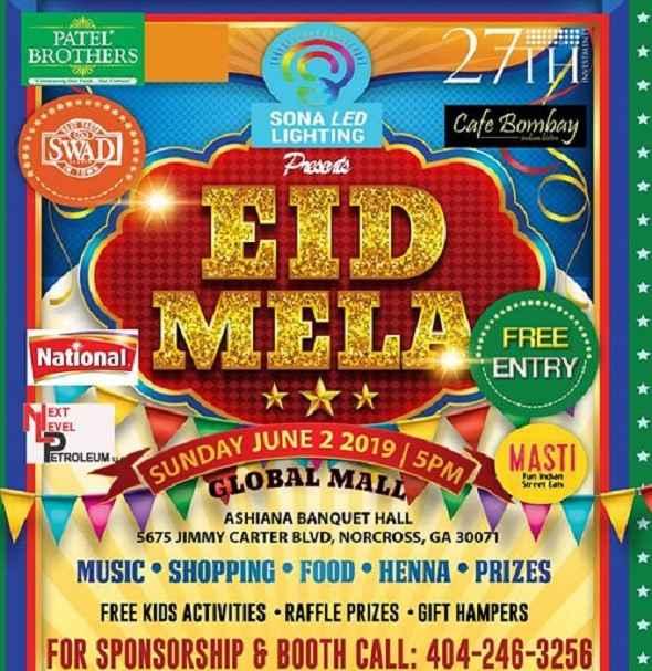 Eid Mela 2019