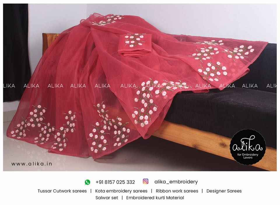 Shop for Kota Sarees Online from  Alika Fabs