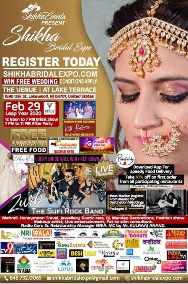 Shikha Bridal Expo