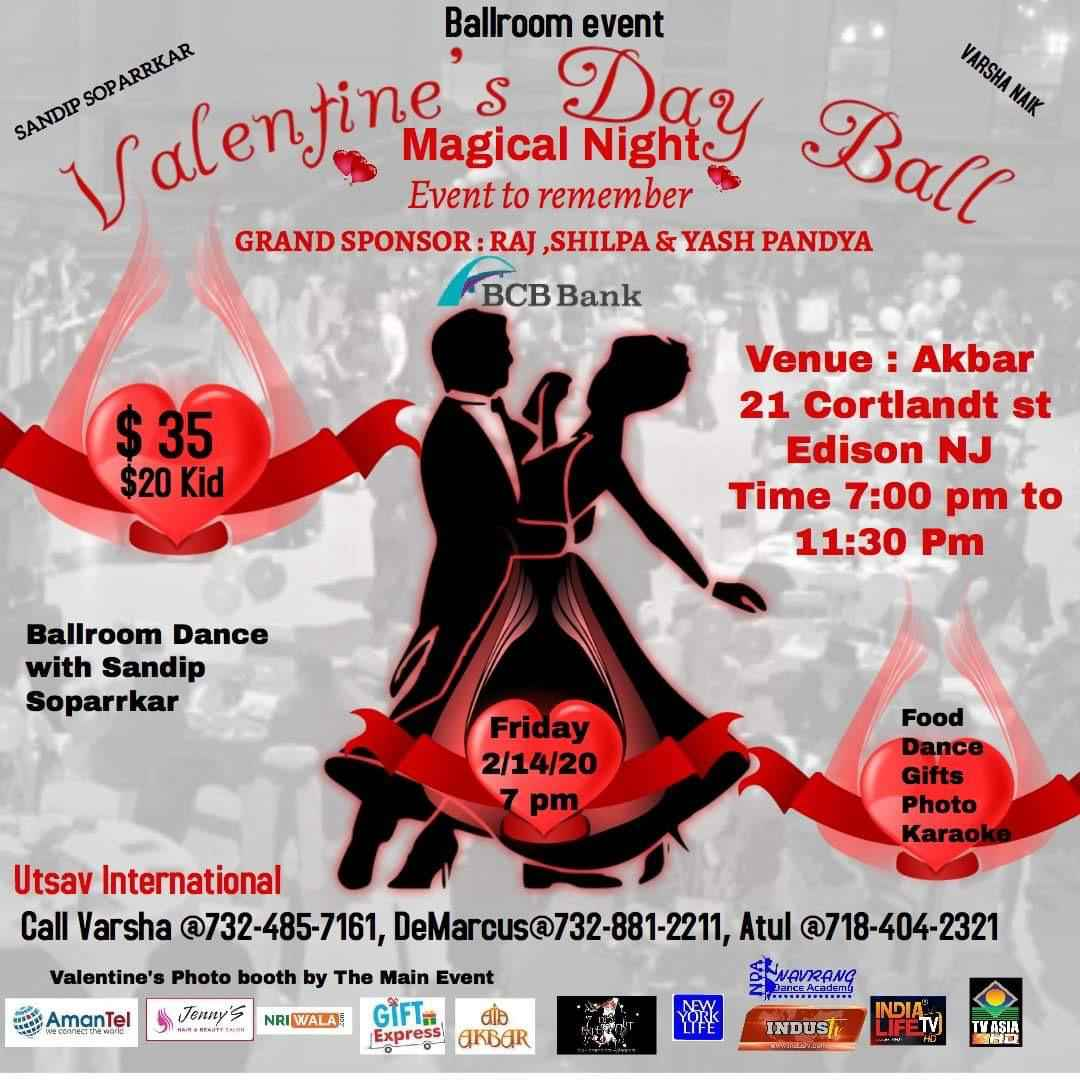 Valentine's Special Magical Night