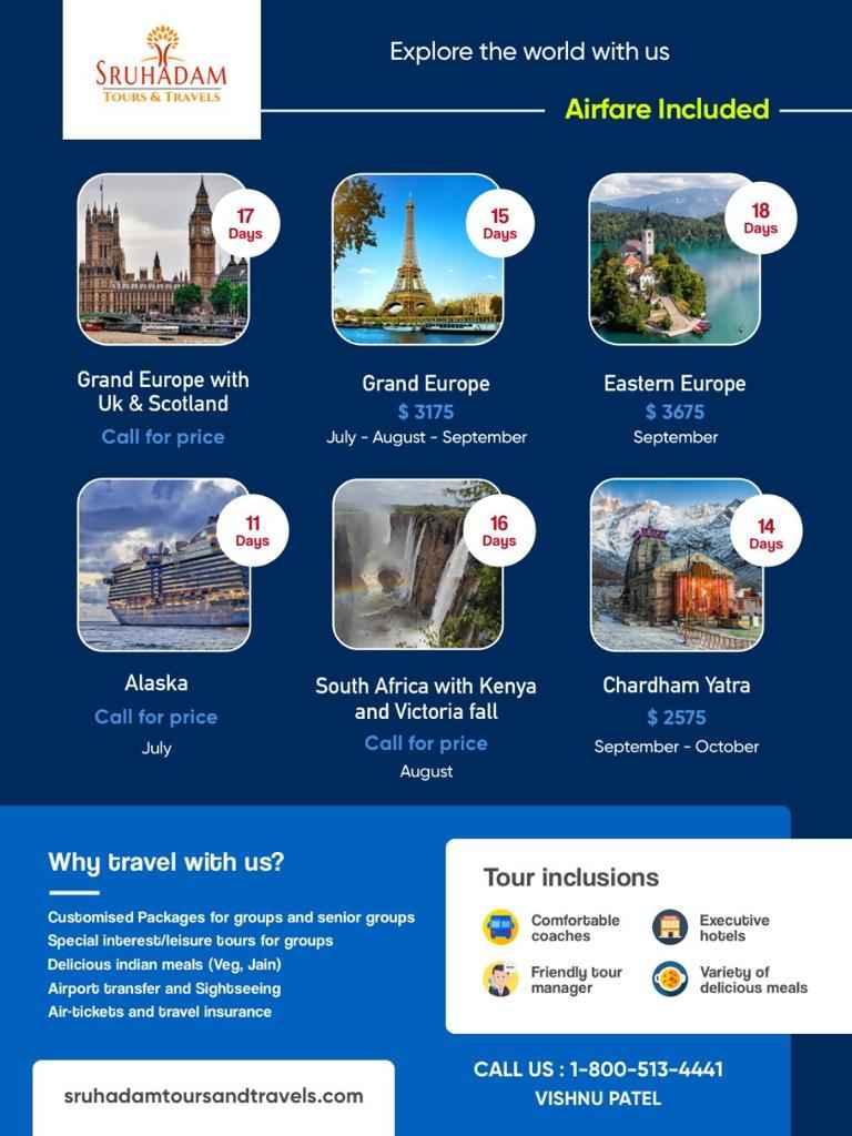 Sruhadam Tours & Travels