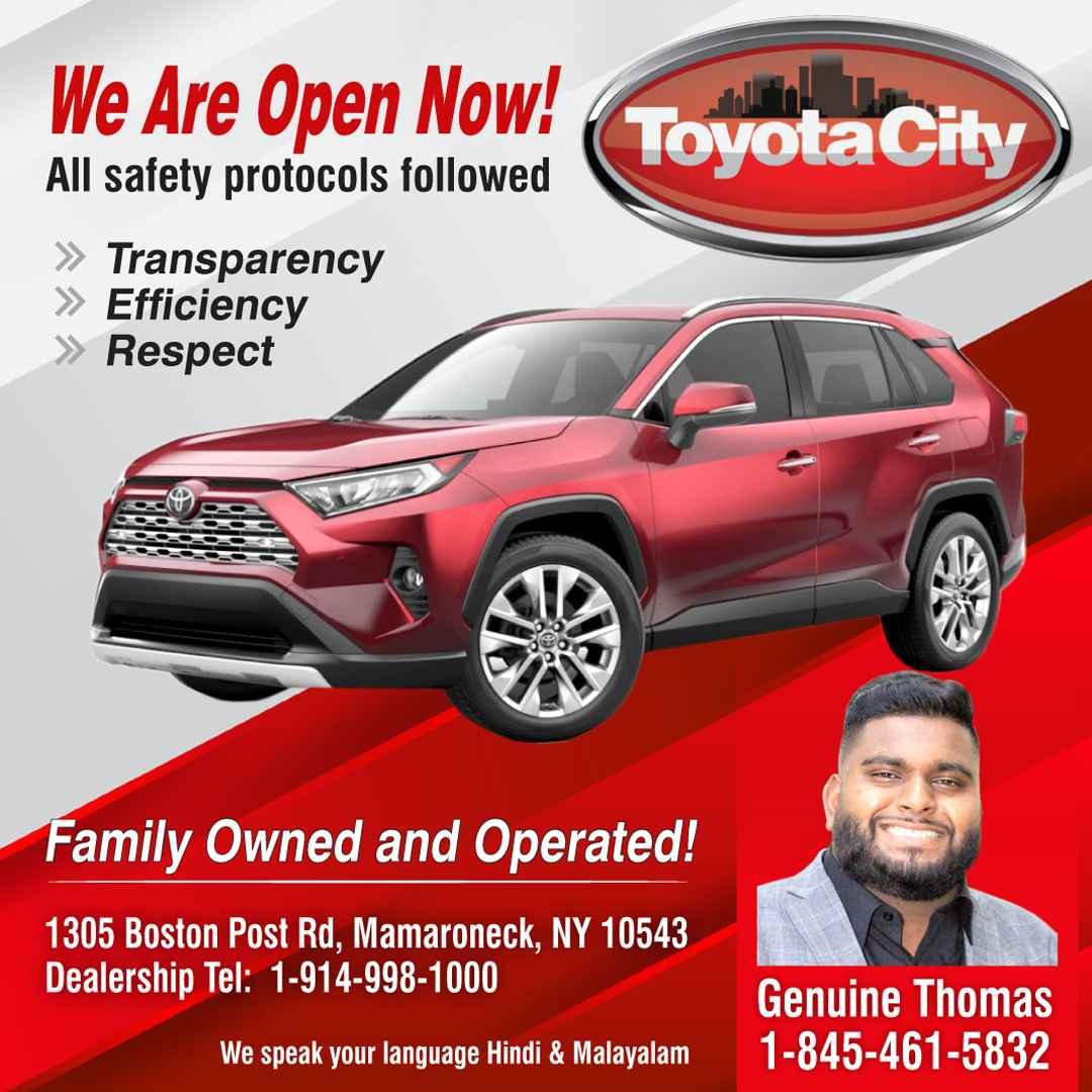 Toyota City Mamaroneck, NY