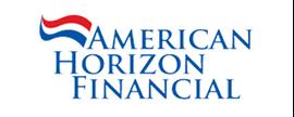 American Horizon Financial
