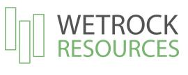 Wetrock Resources