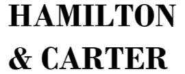 HAMILTON & CARTER, a family company
