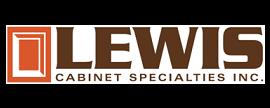 Lewis Cabinet Specialties