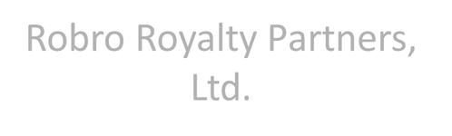 Robro Royalty Management, LLC