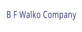 B F Walko Company