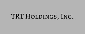 TRT Holdings, Inc.