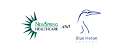 NewSpring Capital and Blue Heron Capital