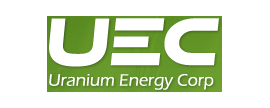 Uranium Energy Corp. (AMEX:UEC)
