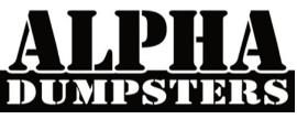 Alpha Dumpsters