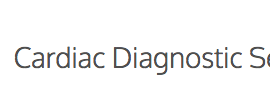 Cardiac Diagnostic Services, Inc.