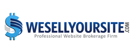 WeSellYourSite.com: Professional Website Brokerage Firm