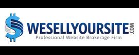 WeSellYourSite.com: Professional Website Brokerage Firm