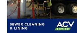 ACV Sewer Cleaning & Lining Division