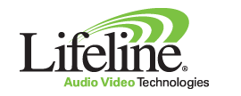 Lifeline Audio Video Technologies