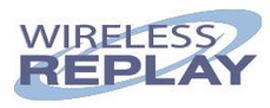 Wireless Replay